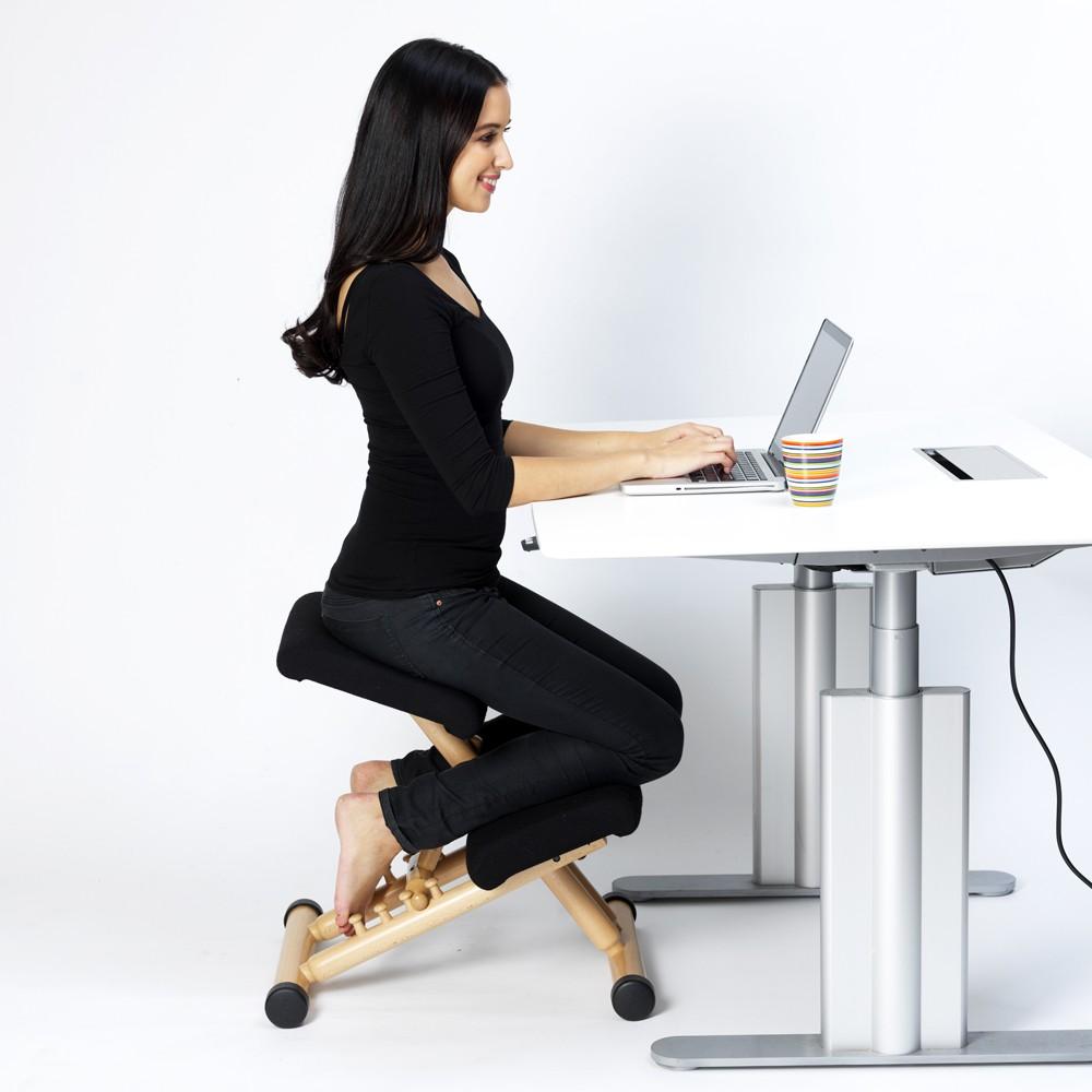 Multi balans di varier ex stokke con poggiaginocchia ideal sedia - Sedia varier prezzo ...