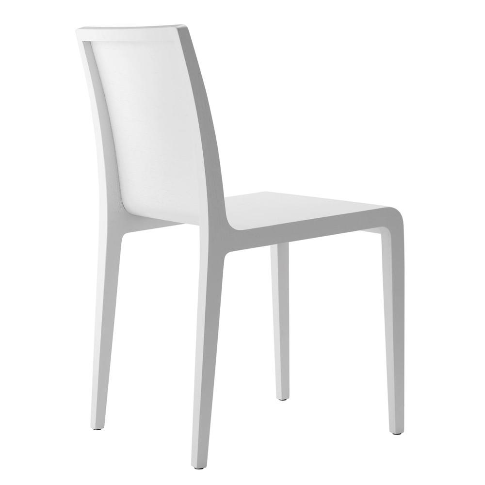 sedia in legno curvato young 420 pedrali ideal sedia