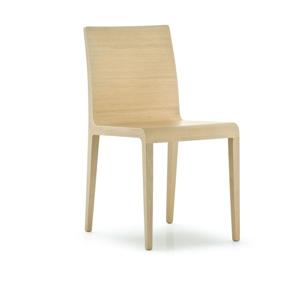 Sedie In Legno Curvato.Sedia In Legno Curvato Young 420 Pedrali Ideal Sedia