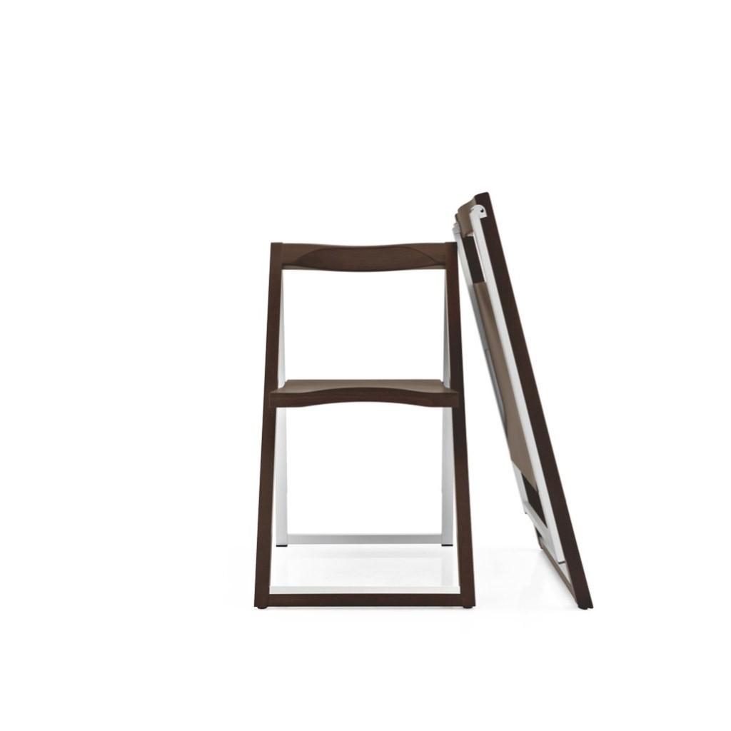 Sedia pieghevole in legno skip calligaris ideal sedia - Tavolo olivia calligaris prezzo ...