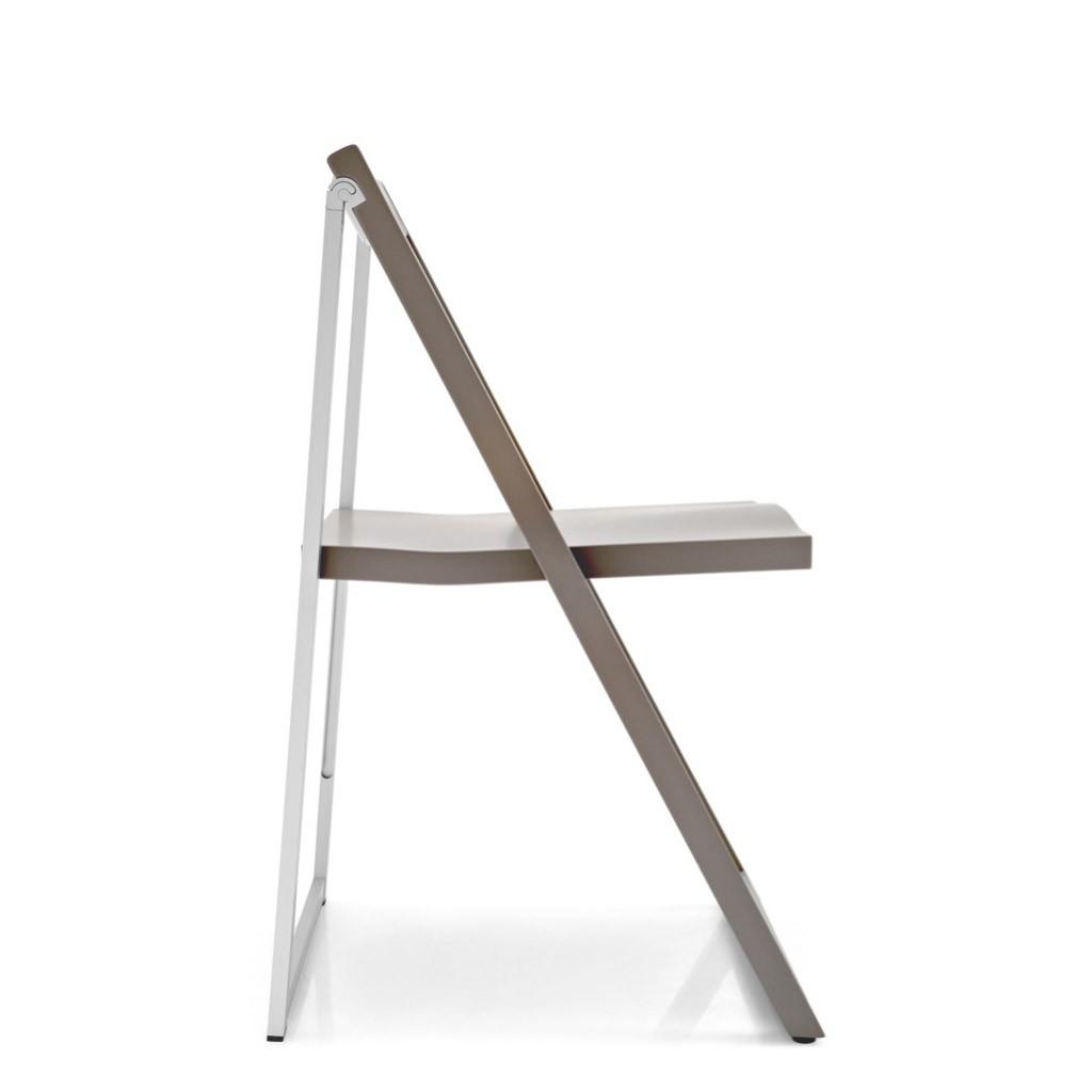 Sedia pieghevole in legno Skip calligaris | Ideal Sedia