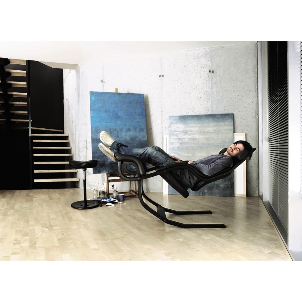 Gravity poltrona relax ergonomica varier ex stokke ideal for Poltrone stokke