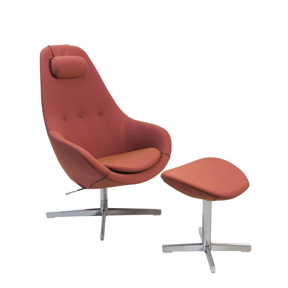 Poltrona relax kokon varier con poggiapiedi ideal sedia for Kokon kokon