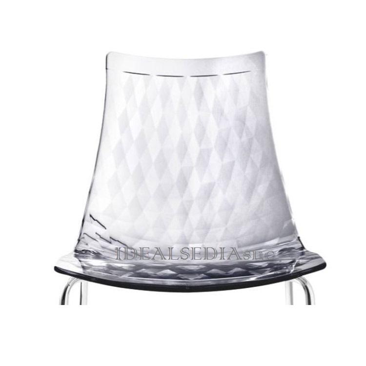 Sedile di ricambio per sedia Ice di Calligaris | Ideal Sedia