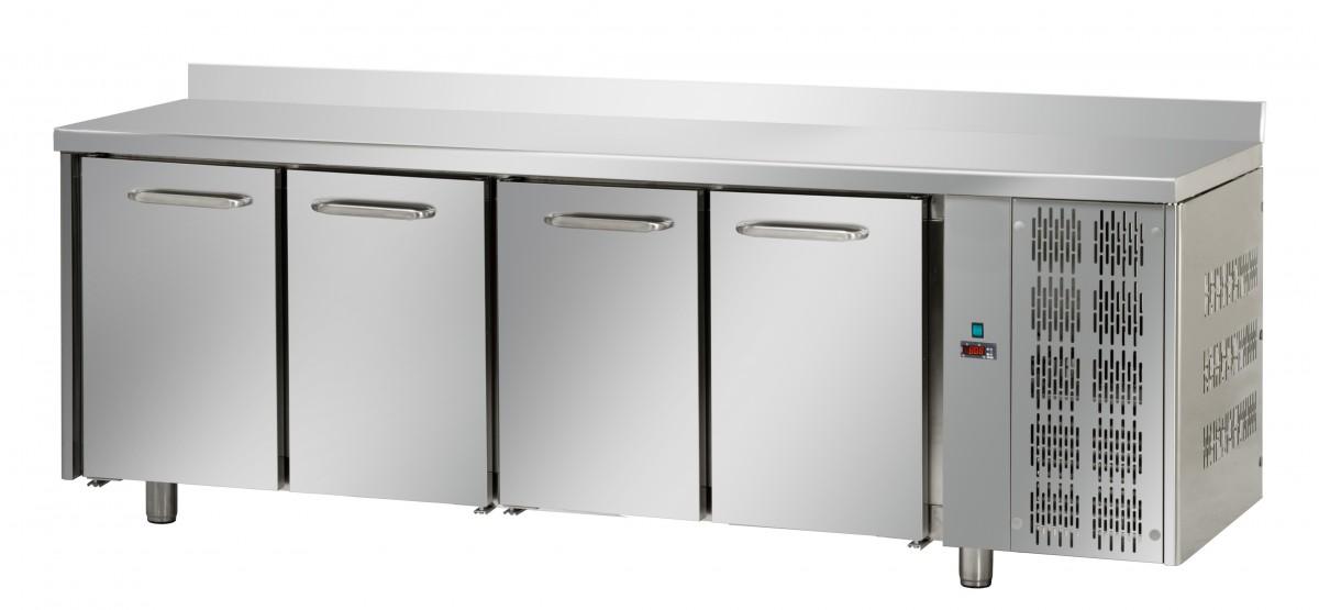 Tavoli refrigerati 4 porte temperatura positiva tn for Costo ascensore esterno 4 piani