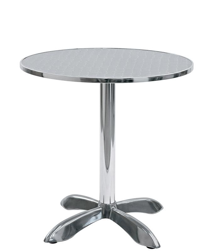 Tavoli Da Giardino In Alluminio.Table Tavolo Da Esterno In Alluminio Centro Arredo