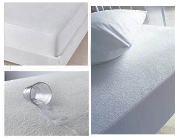 Coprimaterasso Impermeabile Traspirante Matrimoniale.Coprimaterasso Hotel 2p Impermeabile Per Letto Matrimoniale 160x200