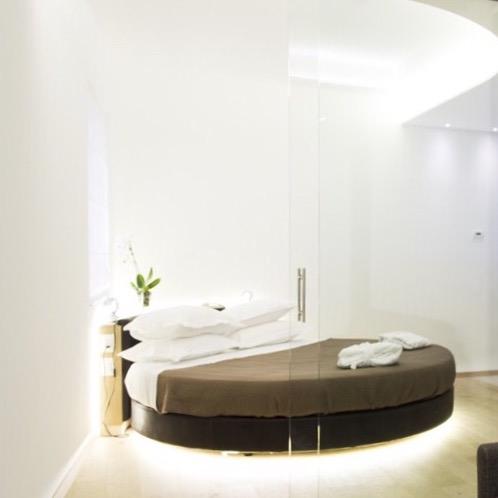 Hotel Letto Rotondo.Vendita Completo Letto Hotel Prisma Soft Per Letto Rotondo
