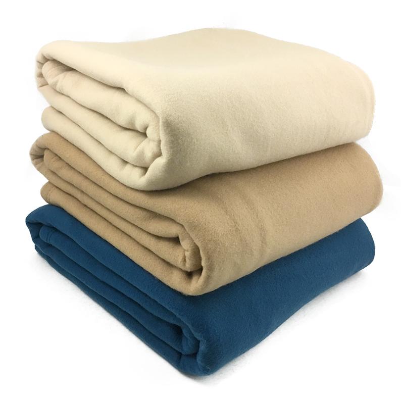 Coperte In Pile.Pile Blanket Poliestere Single Size