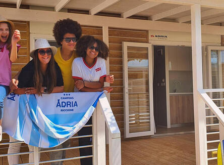 Settimana di vacanza a Settembre in casa mobile a Riccione