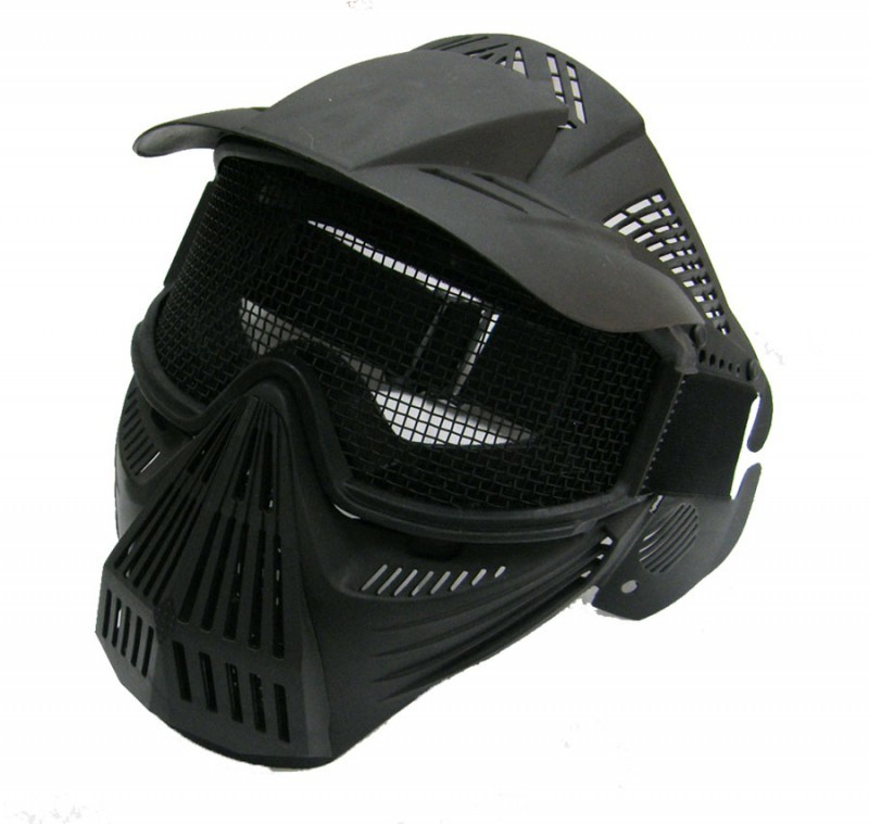 maschera oakley softair