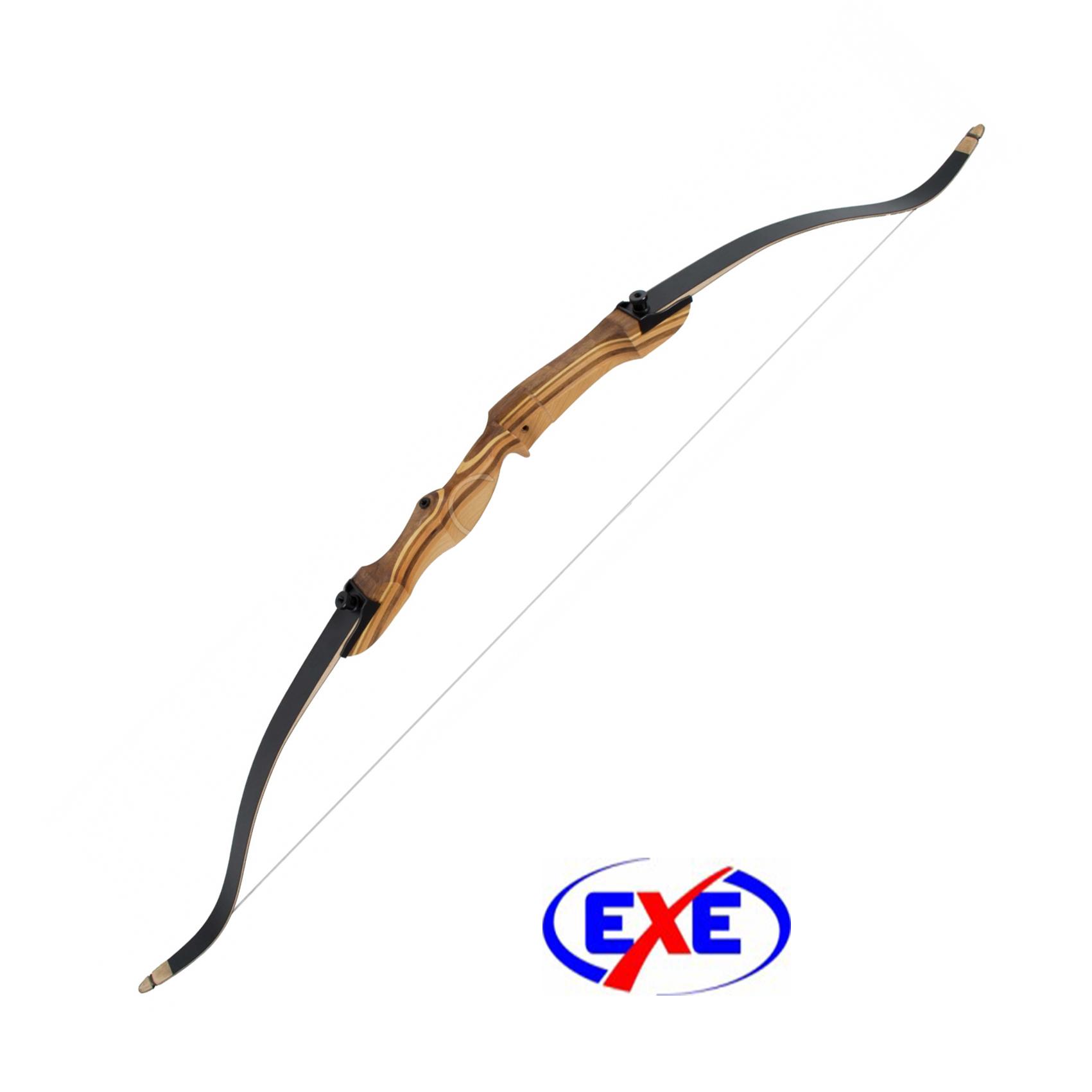 Vendita arco ricurvo exe in legno vendita online arco for Vendita legno online