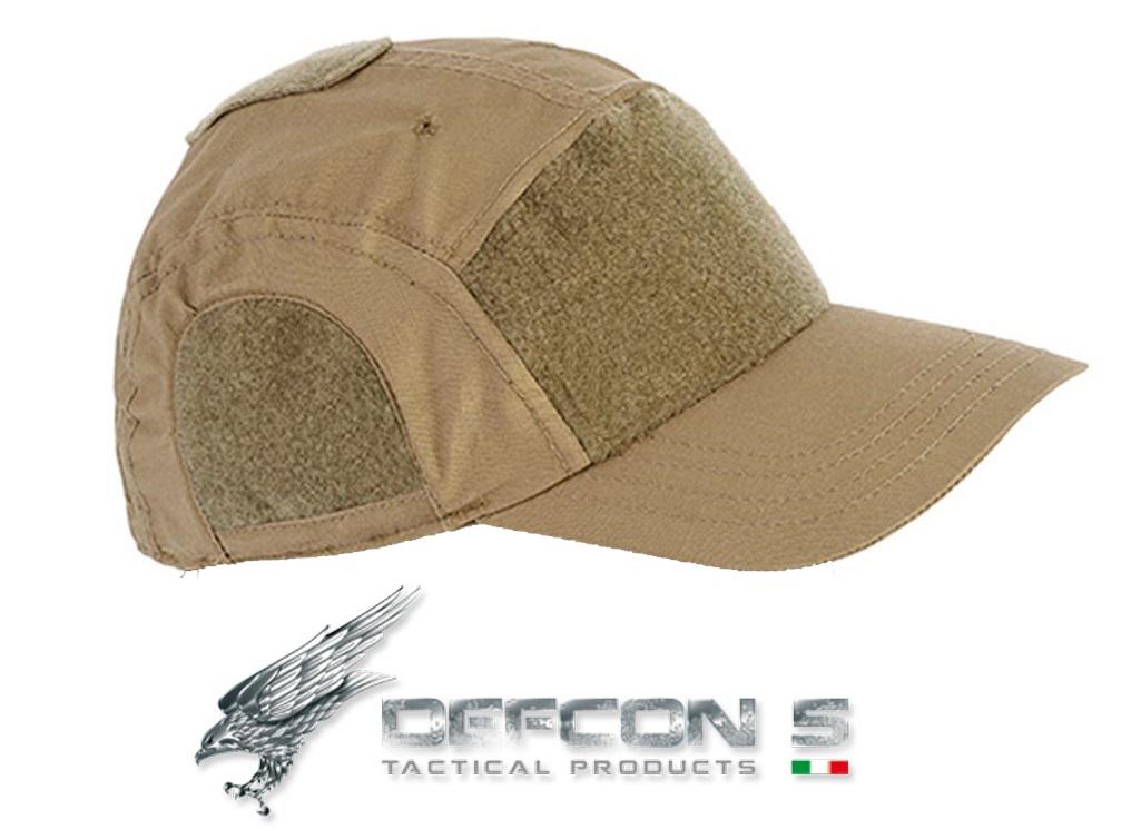 Vendita DEFCON 5 CAPPELLO COYOTE TAN 72d681487cb5