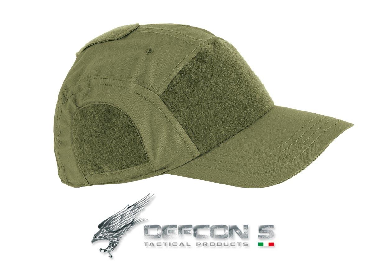 Vendita DEFCON 5 CAPPELLO GREEN MILITARY 9fc259d740ab