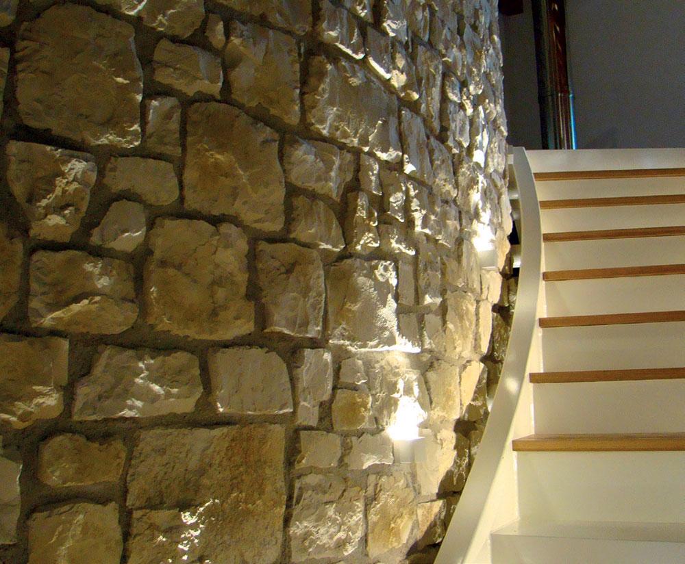 Angolari pietra ricostruita santiago una delle numerose proposte