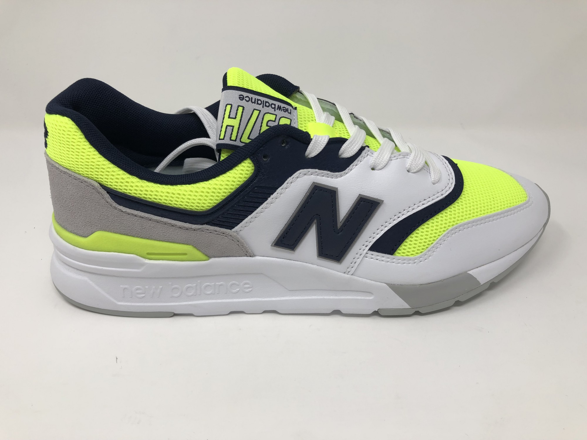 new balance maschili