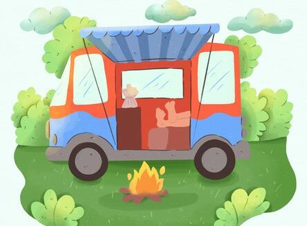 Offerta weekend Aprile Maggio tenda roulotte camper Manerba del Garda