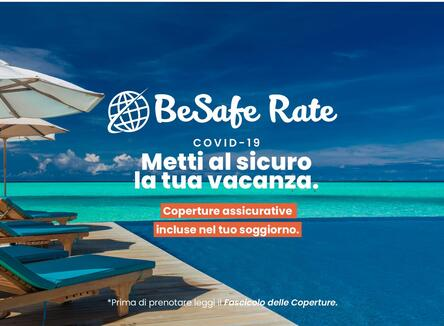 La tua vacanza con noi è assicurata: in ogni senso!