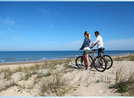 HOLIDAY FOR CYCLISTS