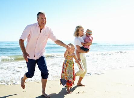 Grandparents&Grandkids On Vacation