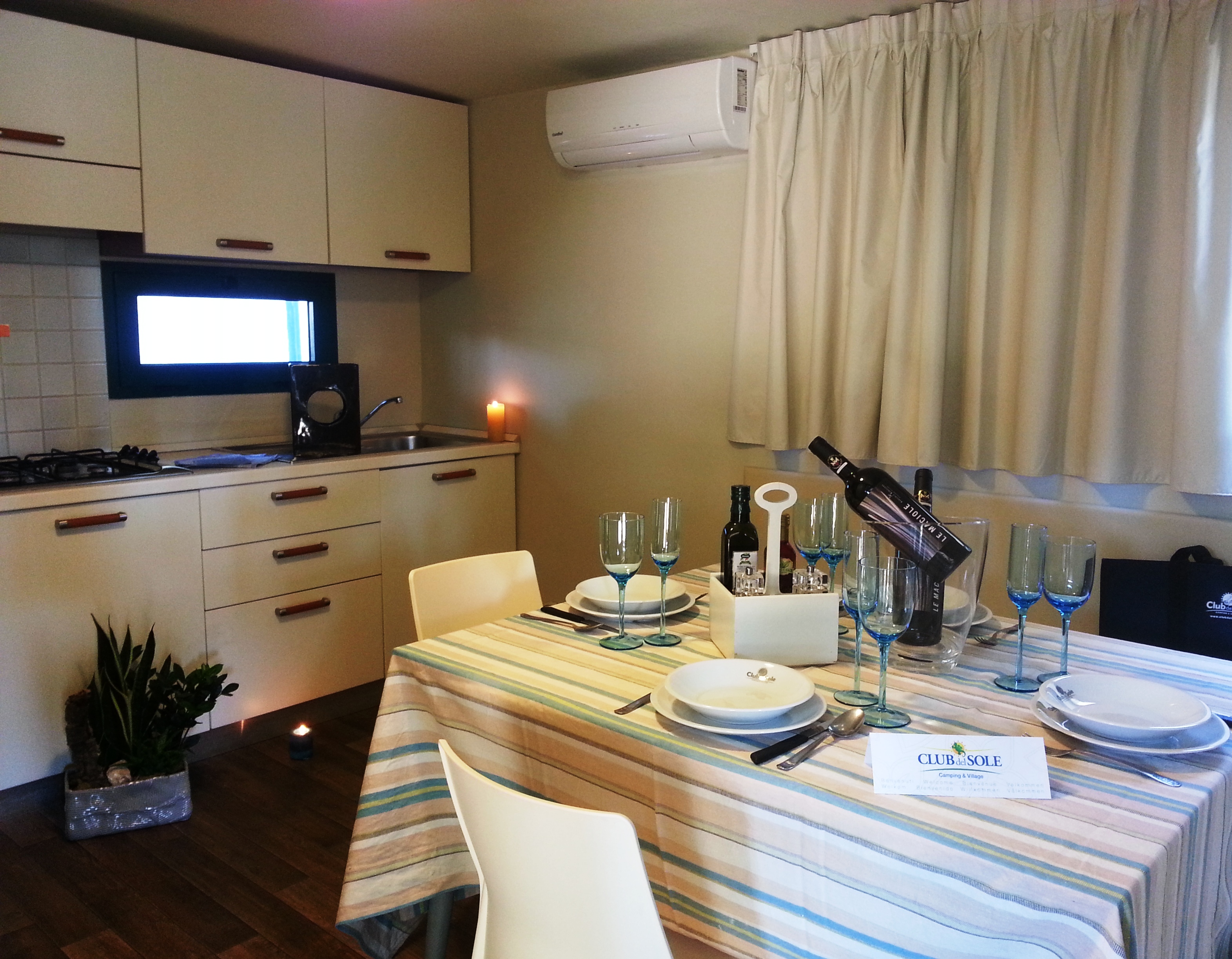 Spring offer with beach included! - Adriano Camping Village