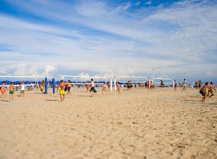 May and June in Bibione: for a weekend or by the week?