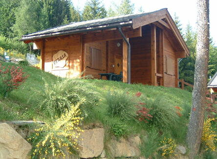 STAY IN CHALET, B&B FORMULA AND WELLNESS PACKAGE