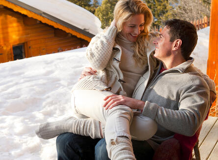 WELLNESS AND RELAX - WEEK IN CHALET December