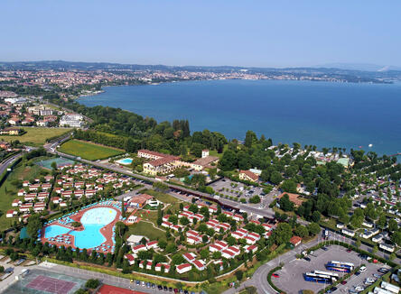 Special Offer on pitch and mobile home at San Francesco Camping Village at Lake Garda!