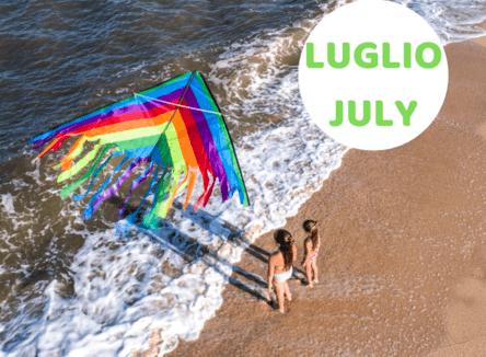 14 Nächte vom 26. Juni bis zum 10. Juli mit Strandservice und Fahrradverleih