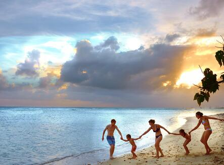 Buchen Sie früh und genießen Sie Ihren Urlaub auf die bequemste Art. RABATT BIS ZU 30%