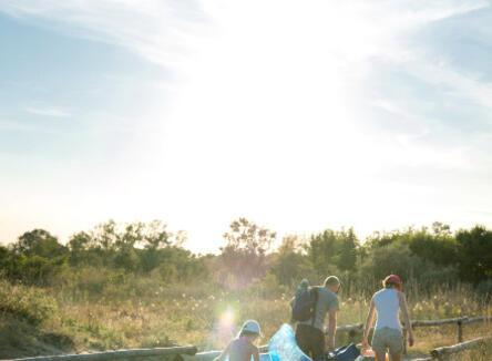 September at Camping Ca'Savio