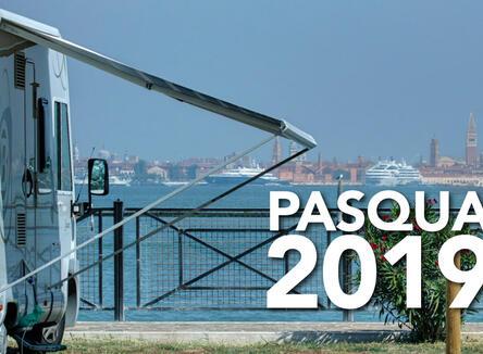 Speciale Primavera 2019 a Venezia - Piazzole Camper