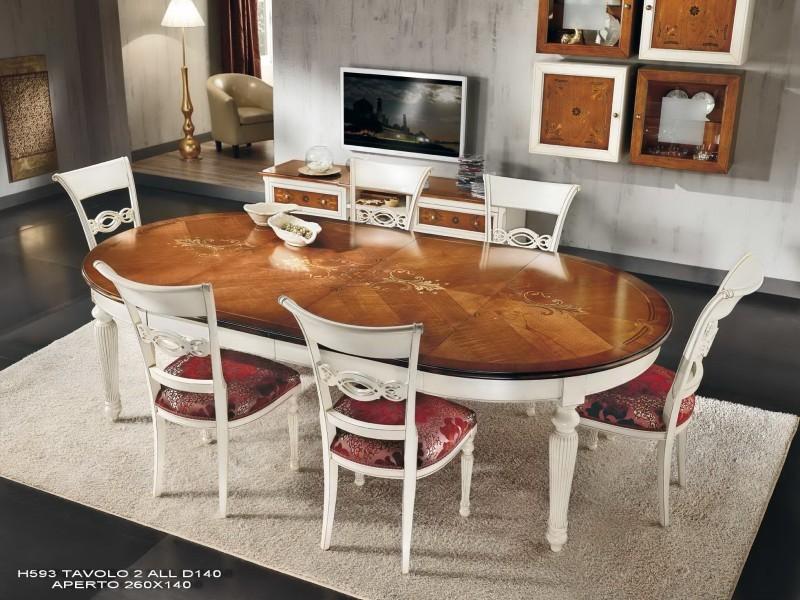 vendita tavolo rotondo allungabile rimini, informazioni su tavolo ... - Tavolo Rotondo Allungabile