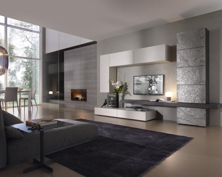 Vendita living mobilgam horizon collection pesaro for Zona living design