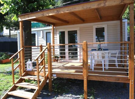Luglio soggiorno in mobilhome in camping village sul mare for Soggiorno in liguria