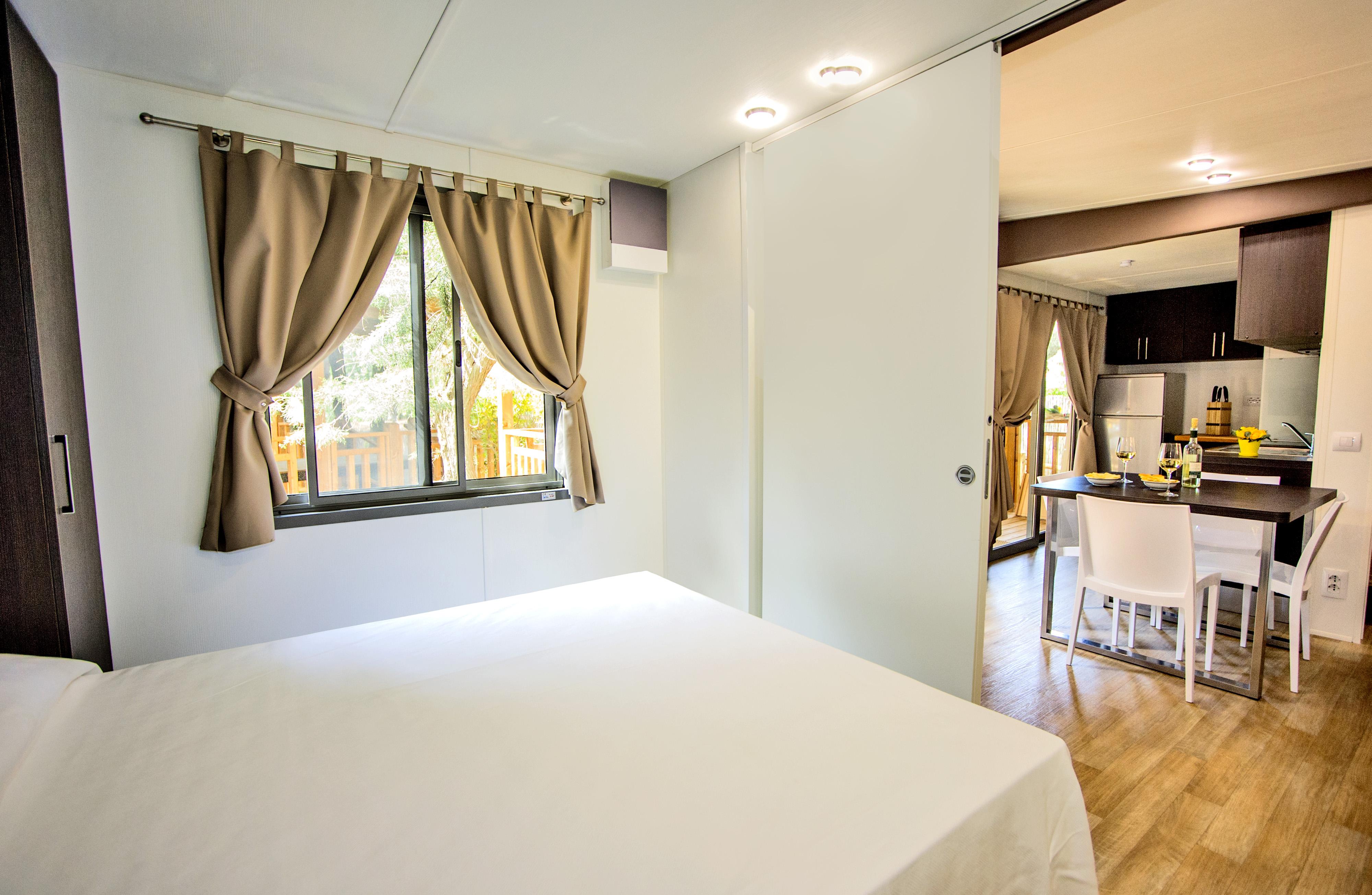Speciale soggiorno in casa mobile camping village for Casa speciale