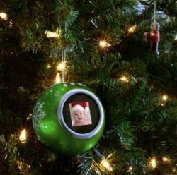 Pallina Natale Con Foto Digitale.Pallina Di Natale Con Foto Digitali