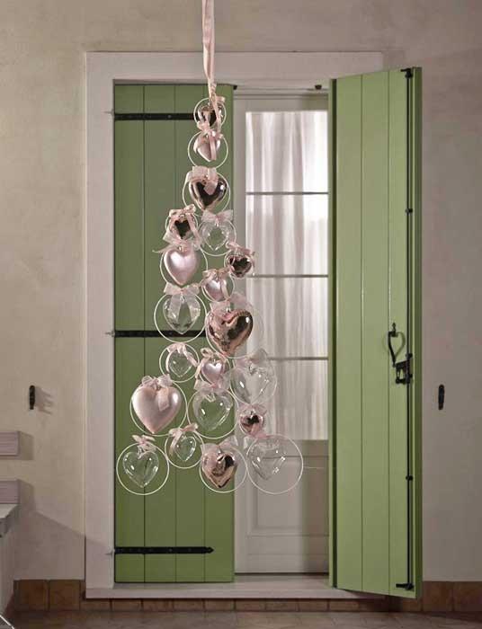 Albero di natale design medio fior di loto riccione for Decorazioni da appendere al soffitto