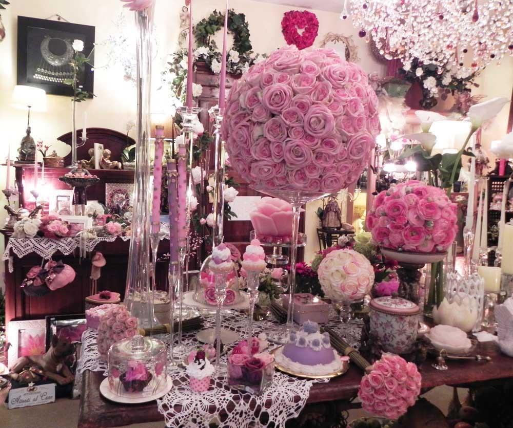 Sfera di rose gigante fior di loto riccione for Ditte mobili