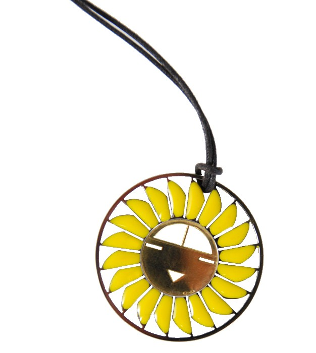 Amuleto del sole nascente amuleti e talismani - I porta fortuna ...