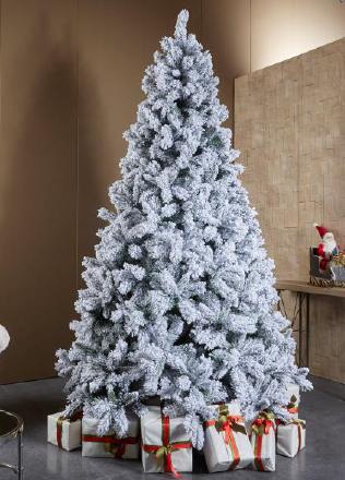 Albero Di Natale Nuvola Di Neve Fior Di Loto Riccione