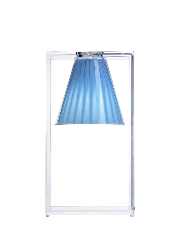 Light Air lampada da tavolo Kartell azzurro | Lampade da tavolo ...