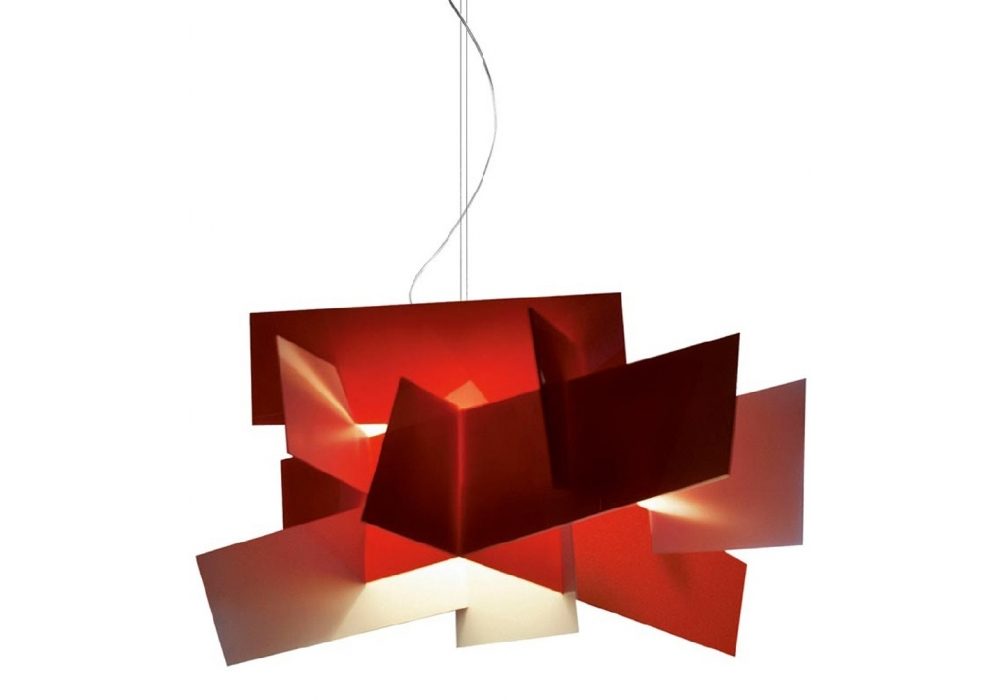 big bang lampada a sospensione di foscarini lampade a. Black Bedroom Furniture Sets. Home Design Ideas