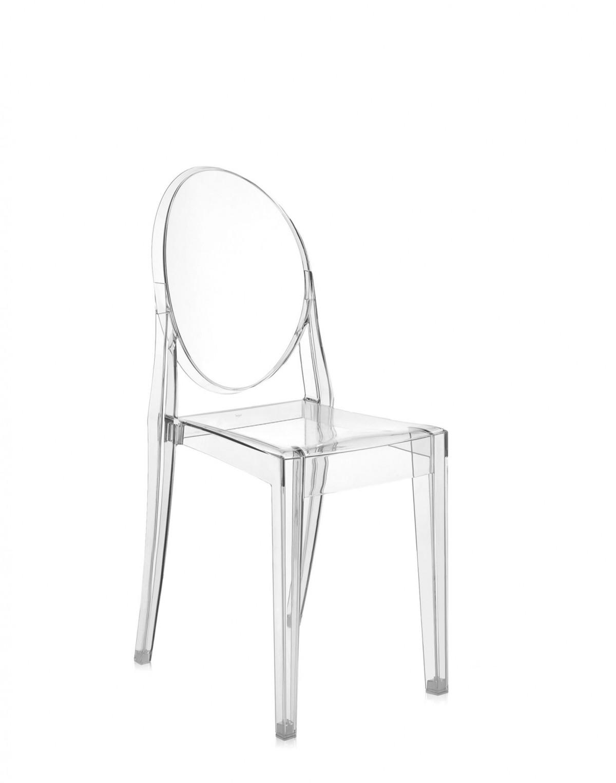 Victoria Ghost sedia Kartell trasparente 4856/B4 minimo 4 pezzi ...