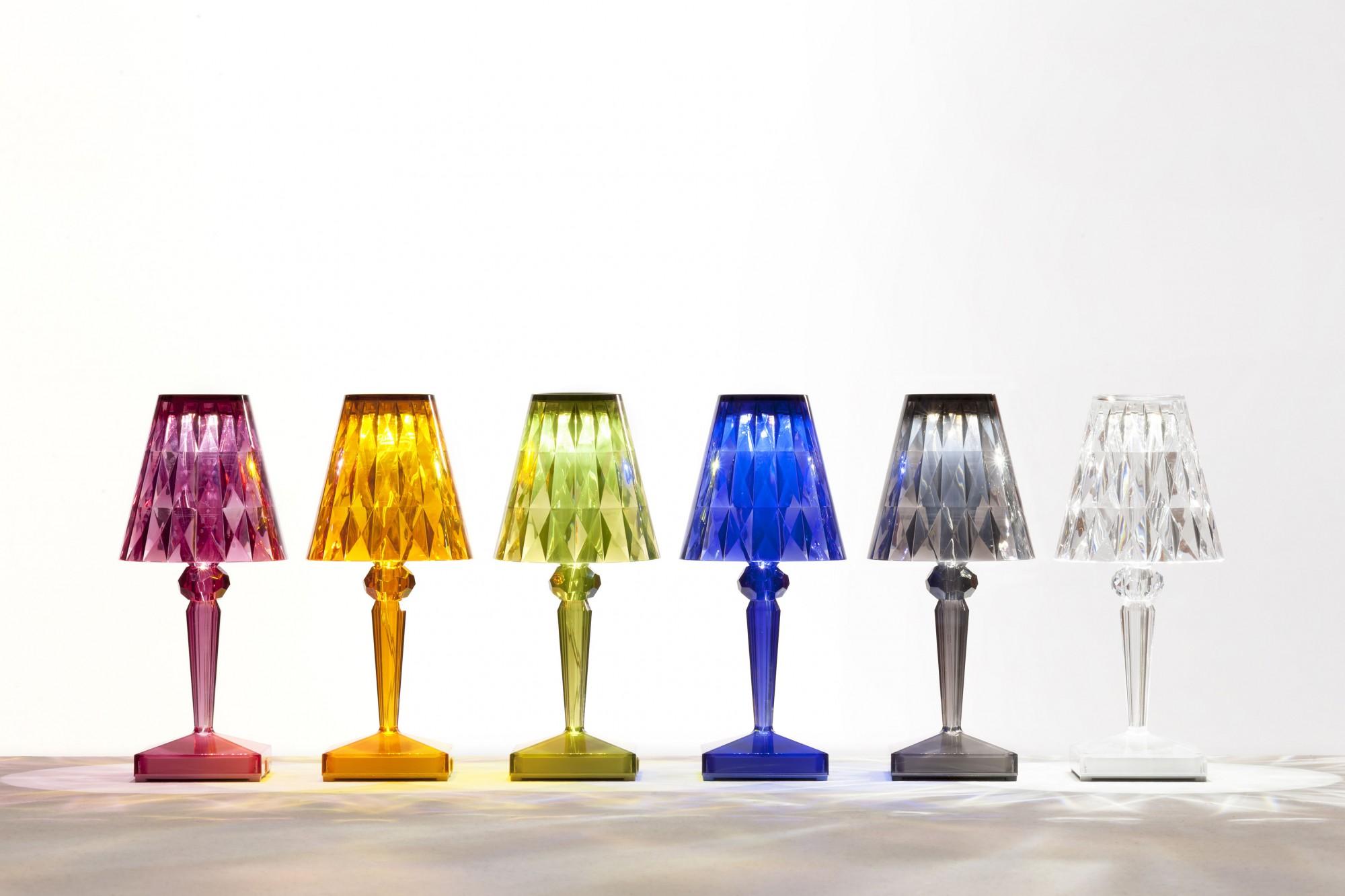 Battery lampada da tavolo Kartell | Lampade da tavolo ...