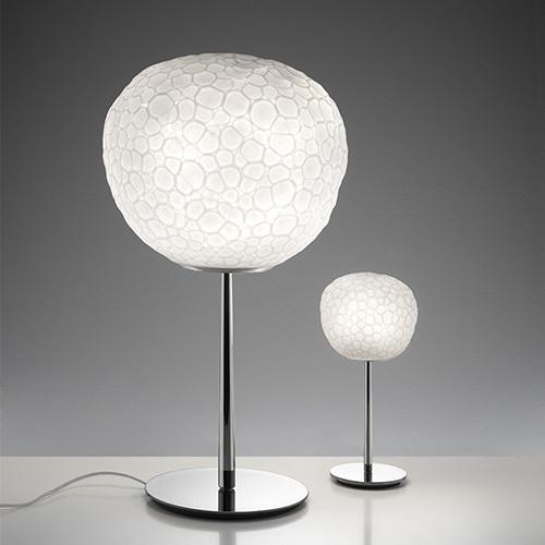 Meteorite Table Stem Lampada Da Tavolo Di Artemide