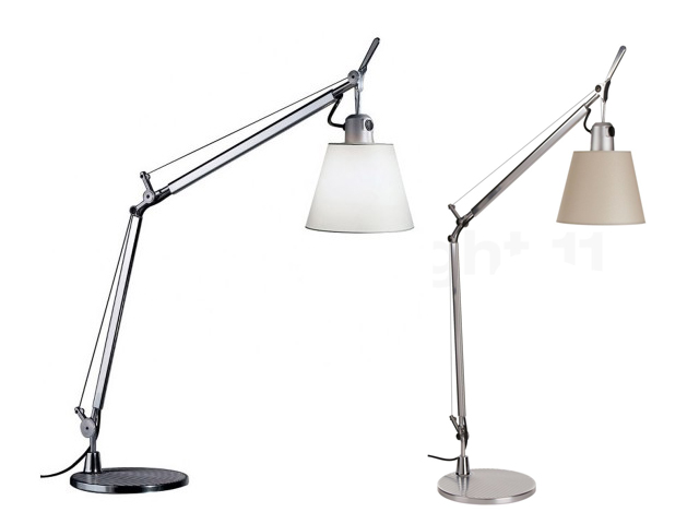 Tolomeo basculante table lampada da tavolo di artemide pianeta luce - Lampada da tavolo tolomeo ...