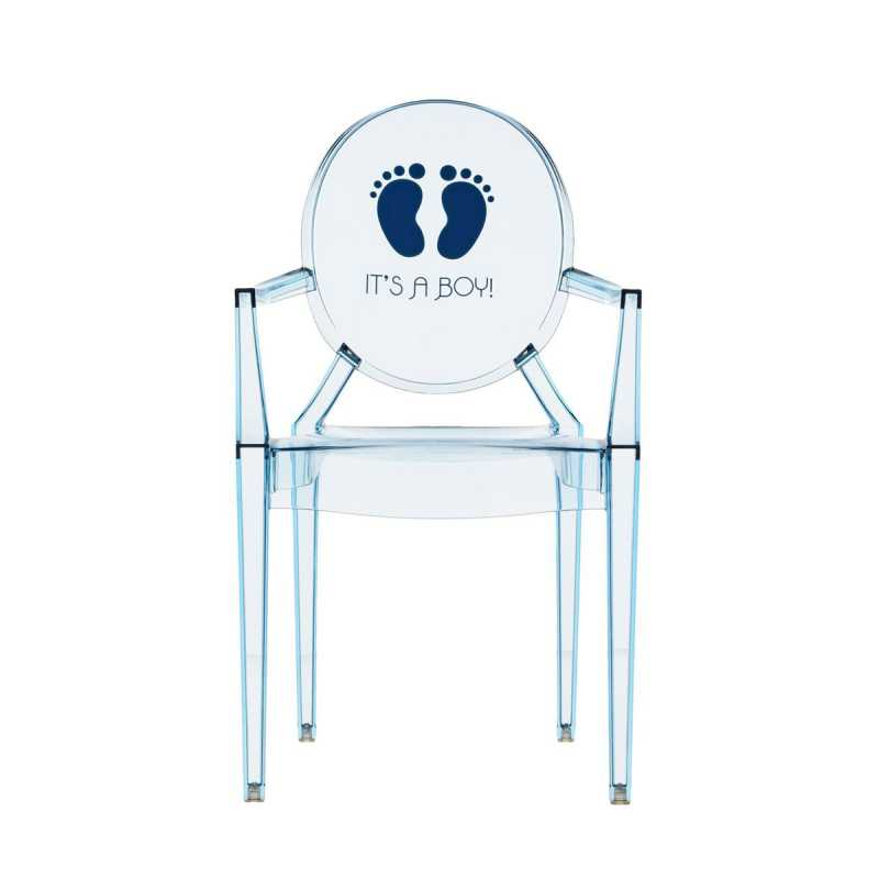 Lou Lou Ghost Special Edition sedia Kartell Kids | Sedie | Mobili e ...