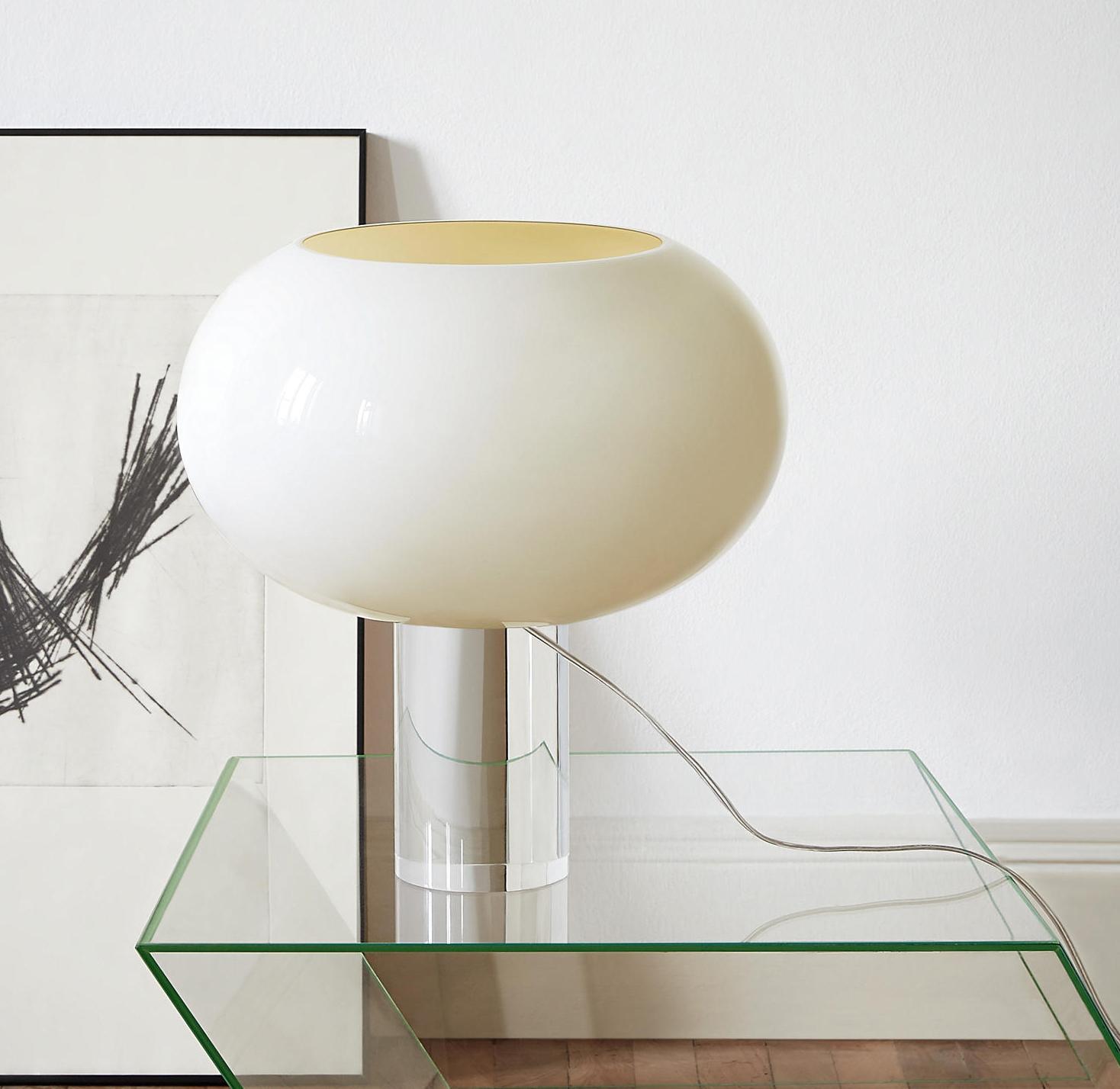 Lampade da appoggio interesting tre lampade da tavolo by for Lampade da appoggio